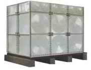 玻璃钢水箱,SMC水箱,SMC模压组合式水箱